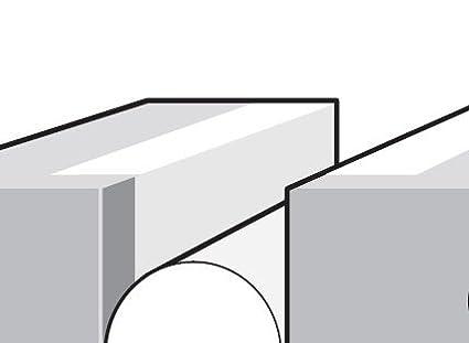 Fugen Rund Profil Schnur H PUR grau offenzellig /Ø 60mmx1m