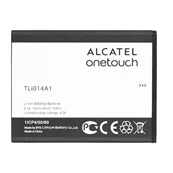 OEM 1400mAh Alcatel Battery TLi014A1 for Alcatel OT918 Glory 2 OT-991 5020 M POP OT-4012A FIRE OT-4005D