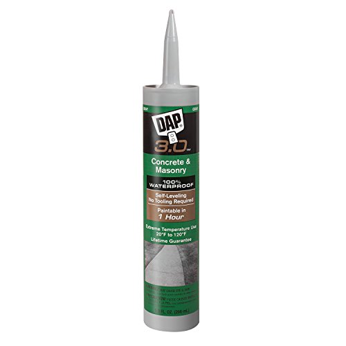 Dap 18370 Self-Leveling Concrete 3.0 Sealant 9.0-Ounce