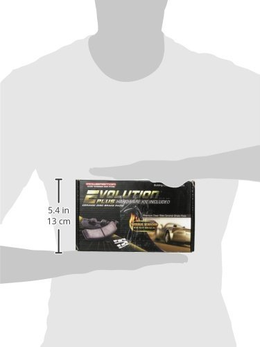 Power Stop 17-905 Z17 Evolution Plus Brake Pad