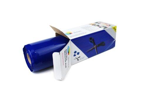 Tenura 75376-9402 Blue Silicone Non-Slip Roll, 29-1/2' Length x 15-3/4'' Width by Maddak Inc.