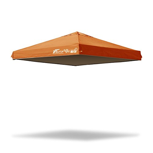 成分またスタイルFIELDOOR トップカバー 天幕 2.5×2.5m タープテント専用 UVカット 高耐水 ※トップカバーのみ