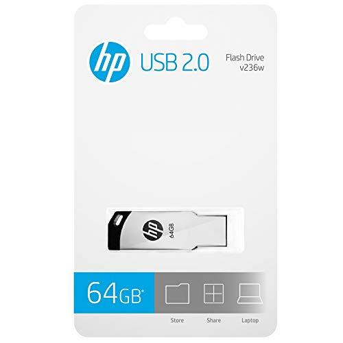 HP v236w 64GB USB 2.0 Pen Drive 4