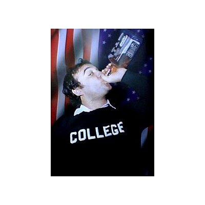 John Belushi Animal House Poster Chug Jack Daniels