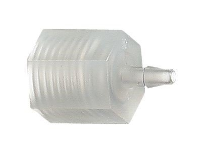 Cole-Parmer Reducing Connector 10 Pack Polyethylene 3//8 x 5//16