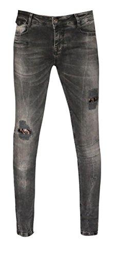 Jeans Anthrazit Zhrill Zhrill Jeans Donna ESPz8Oq