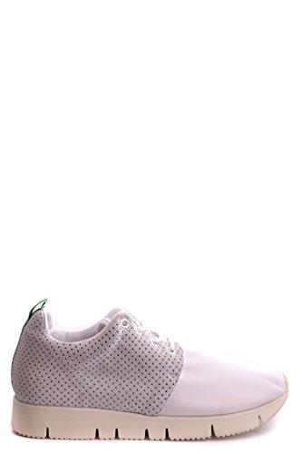 Sneakers Men's Leather White MCBI185004O LEATHER CROWN vqBXz