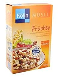 Koelln Fruit & Whole-grain Muesli - 1.3 lbs
