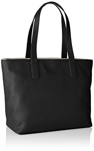 Versace Jeans Ee1vqbbh5_e75426 - Bolsos de mano Mujer Negro (Nero)