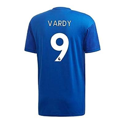 Lvlo Men's Soccer Jersey, Leicester City Football Club, Jamie Vardy #9, Football Sportswear