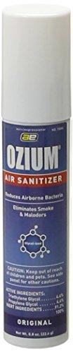 Ozium Glycol-Ized Professional Air Sanitizer / Freshener Original Scent, 3.5 oz. aerosol (Pack of 6) (Air Glycolized Sanitizer)
