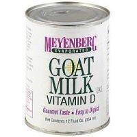 Meyenberg Evaporated Goat Milk -- 12 fl oz by Meyenberg