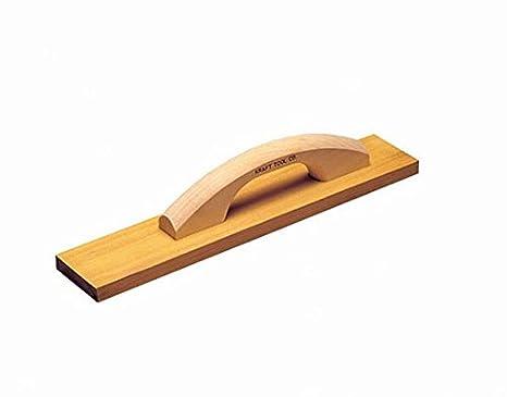 Kraft Tool CF642 Bodark Wood Hand Float 16 x 2-1//4-Inch