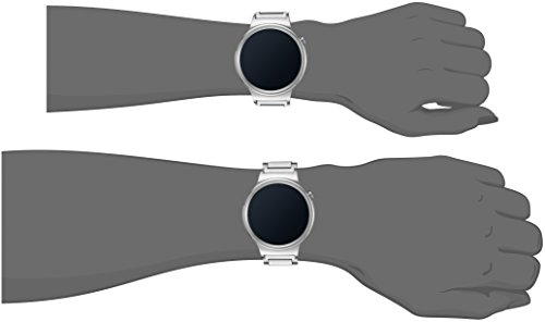 Huawei Watch Stainless Steel with Stainless Steel Link Band (U.S. Warranty) by Huawei (Image #8)