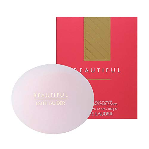 BEAUTIFUL by Estee Lauder for Women BODY POWDER 3.5-Ounce, 0.25 Box