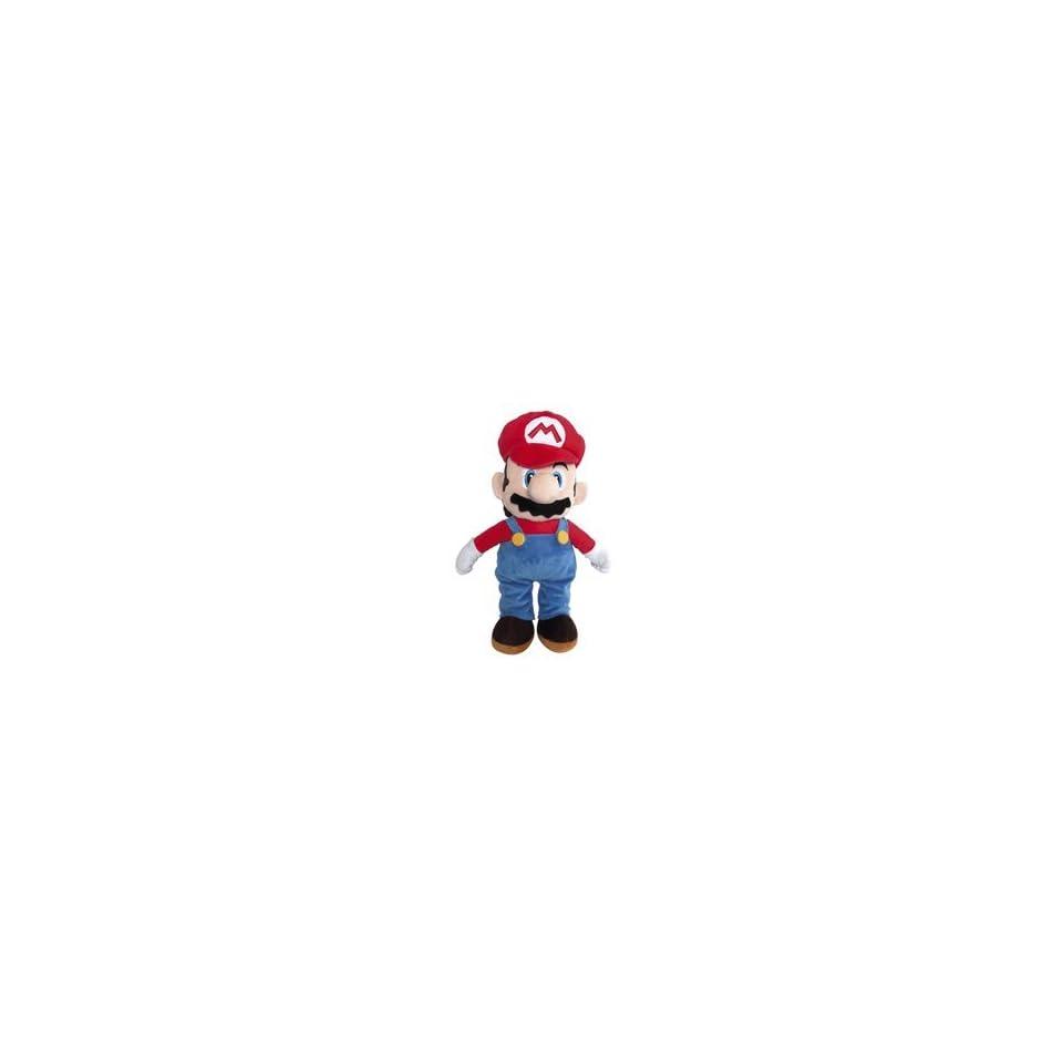 Super Mario Plush 8 Mario Soft Stuffed Plush Toy