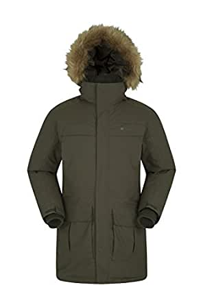 Amazon.com: Mountain Warehouse Antarctic Textured Men's