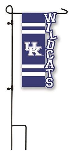 Team Sports America Kentucky Wildcats Applique Garden Flag, 12.5 x 18 inches (Wildcats Applique)