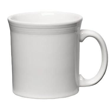 Fiesta 12-Ounce Java Mug, White