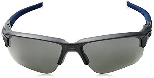 DRAFT Matte Dark Sonnenbrille Grey Blackiridium OO9364 FLAK Oakley Gris qZXEYY