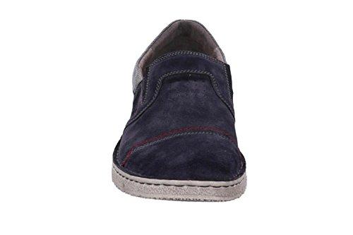 07 Hombre jeans Mocasines Seibel Blau Josef kombi Para Ruben XwOExcvF