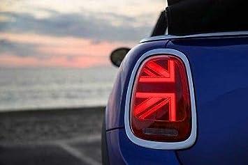 Original Mini Nachrüstsatz Heckleuchten Facelift Union Jack Auto