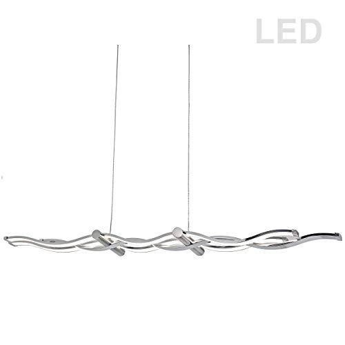Dainolite 46W LED Horizontal Pendant PC and SC - Pc Light Flo