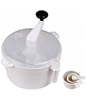 Okayji Annapurna Atta Ata Dough Maker Machine with Free Measuring Cups available at Amazon for Rs.189