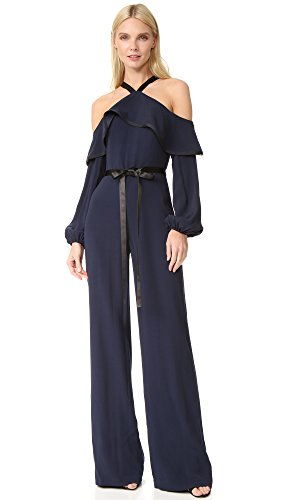 Alexis Women's Nola Jumpsuit, Navy, Medium