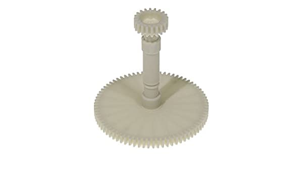 DeLonghi - Rueda dentada/Engranaje para máquina de café Nespresso UMilk - Prodigio - Expert EN110: Amazon.es: Hogar