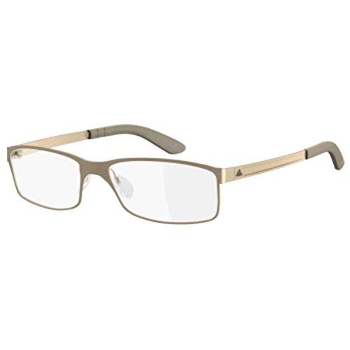 New Adidas Prescription Eyeglasses - AF51 6064 - Matte Cream (54-17-135) by adidas