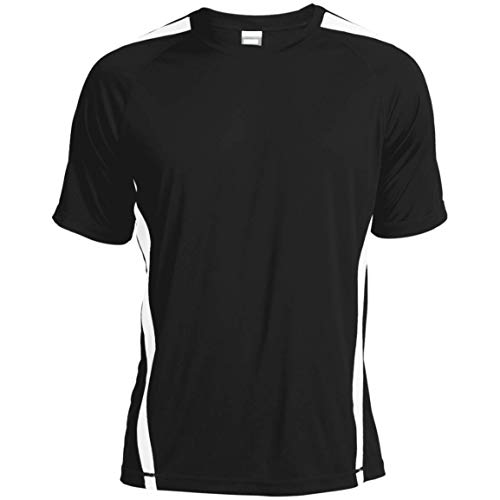 Father Shirt-Soul to The Recipe Dry Zone Crew, A Recipe Has No Soul You As The Cook T Shirt-Colorblock Crew (L, -