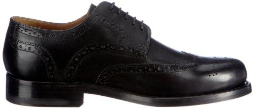J.Briggs Goodyear, scarpe stringate da uomo Nero (001)