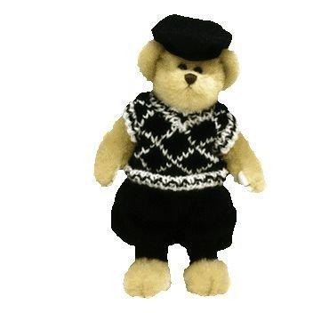 Ty Mulligan Bear (Golfing Teddy Bear)