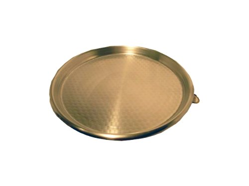Baking pan in tinned copper cm. 30