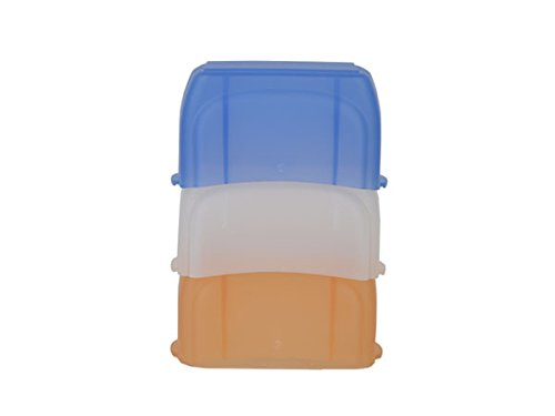 Cactus Color Diffusion DC-60 - Kit de difusores de Color, Color Blanco, Azul, Naranja