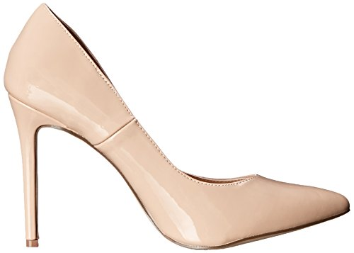 Penny Loves Kenny Women's Opus-Patent Dress Pump, Nude, 6.5 M US by Penny Loves Kenny (Image #7)