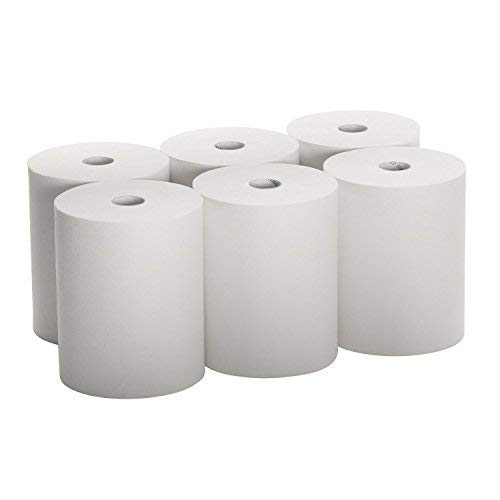 EnMotion Compatible High Capacity Tad Paper Towels, 10 Inch Wide Rolls (6 Rolls) ()