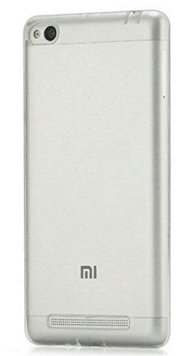 Plus Exclusive Soft Silicone TPU 0.3mm Transparent Clear Case Back Case Cover for Xiaomi Redmi 3s