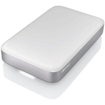 Buffalo MiniStation Thunderbolt USB 3.0 1 TB Portable Hard Drive (HD-PA1.0TU3)