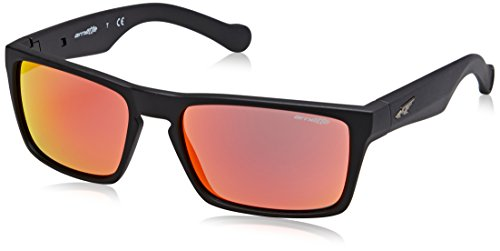 Black 01 Matte 6q Arnette Sonnenbrille SPECIALIST AN4204 wIPUvqz