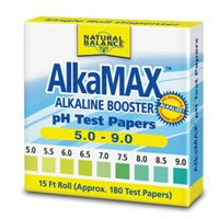 Trimedica Alkamax Ph Papers - 1 piece, 6 (Trimedica Alkamax Ph Test Papers)