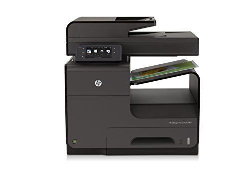 HP OfficeJet Pro X576dw Office Printer with Wireless Network Printing,  Remote Fleet Management & Fast Printing (CN598A)