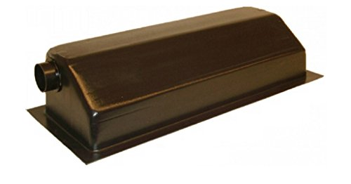 """Icon 443 39-1/2"""" x 15-1/2"""" x 9"""" Right Hand End Drain Hold..."""