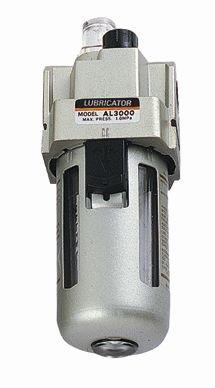 MettleAir AL3000-N02-1 PK Air Lubricator, Pneumatic Preparation, 1700 L/minute, 1/4'' NPT