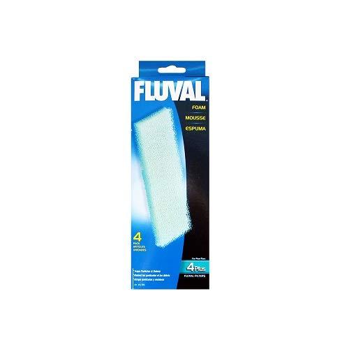 (Fluval 4 Plus Foam Insert (4Pack) _LQ)