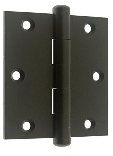 (IDHBA 83535-10B Professional Grade Quality Solid Brass x 3-1/2