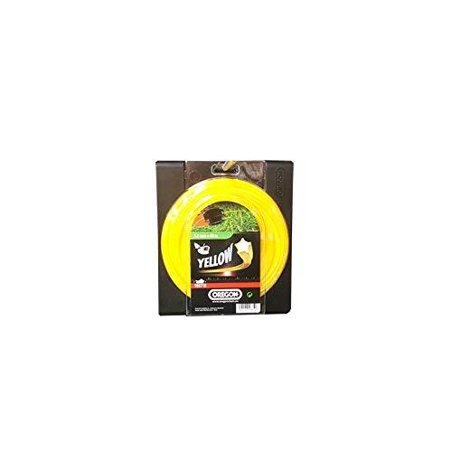 Hilo Desbrozadora Yellow Starline - 1.30 mm x 15 m: Amazon ...