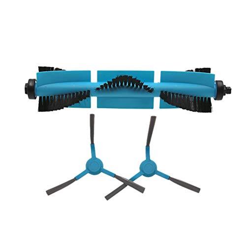 BKAUK Robot Aspirador Principal Cepillo Lateral cepillos para ...