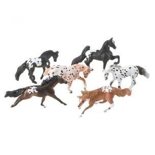 Breyer Mini Whinnies Appaloosa Star Collection